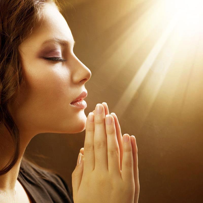 Молитва для похудения