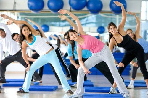 сбросить вес в фитнес-центре
