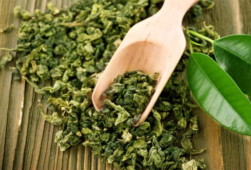 Зеленый чай в составе Турбослим
