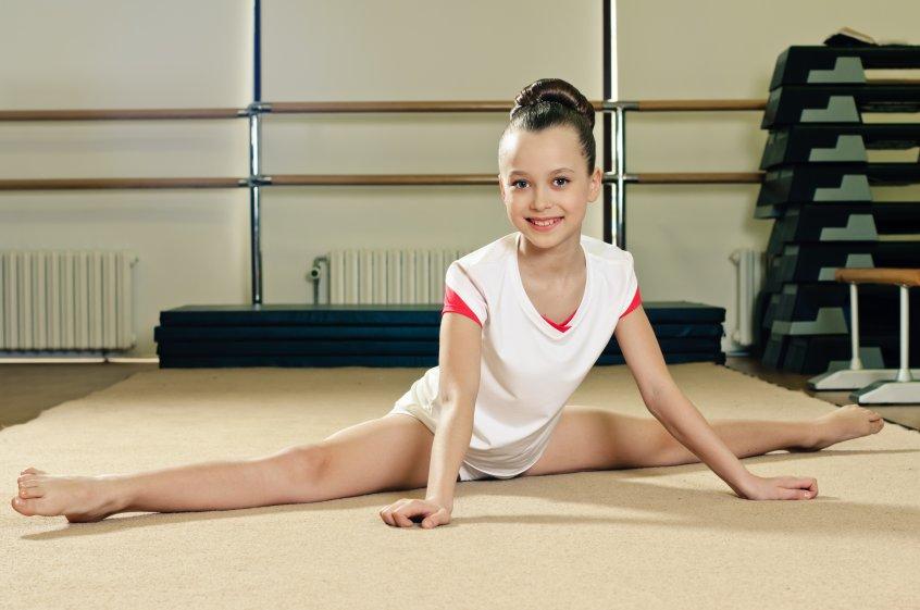 Физические упражнения для девочек
