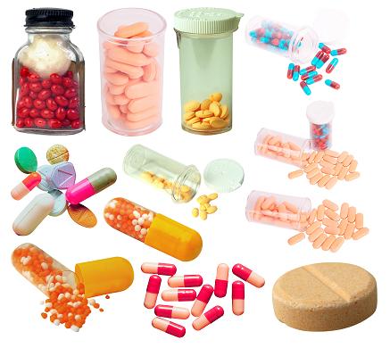 Виды жиросжигающих таблеток