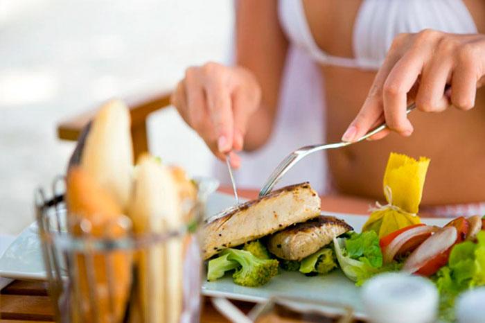 белковая диета для похудения блюда