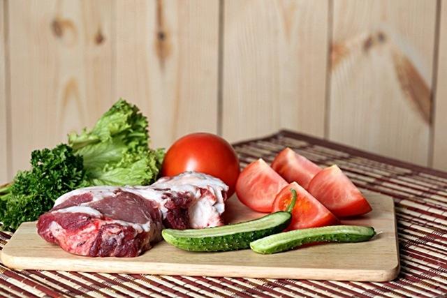 Диета белковые дни и овощные