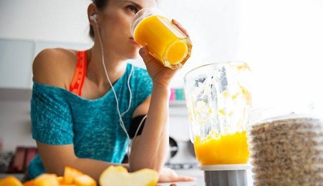 Интервальная диета на три дня