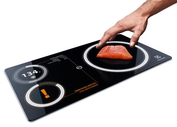 Взвешивание продуктов на точных весах