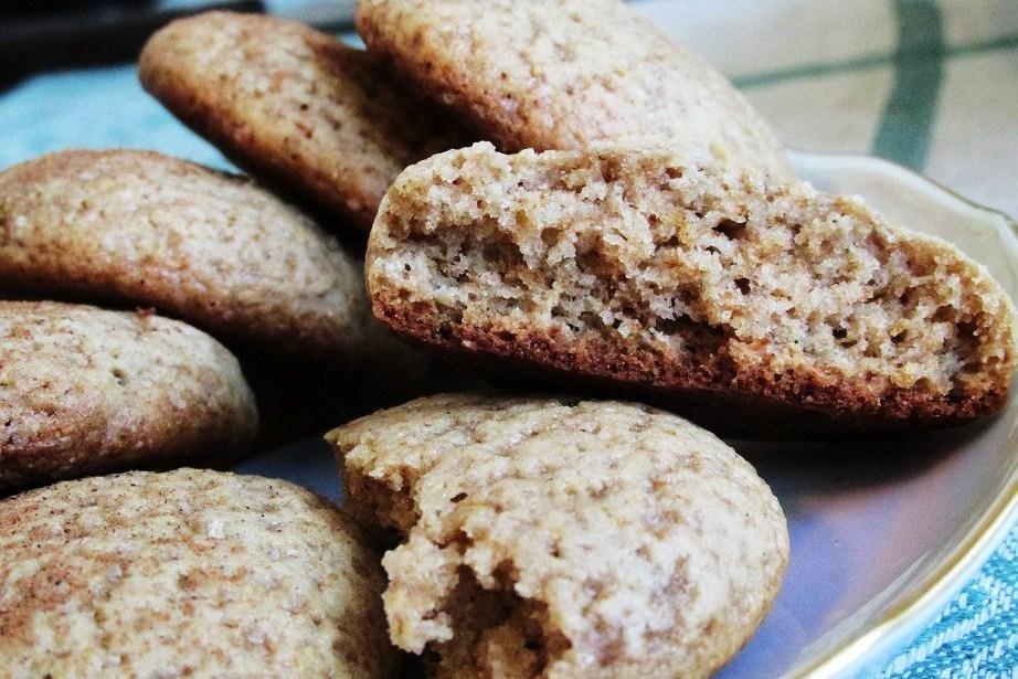 Печенье из гречки