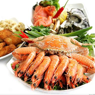Питание морепродуктами в 1 и 2 триместре