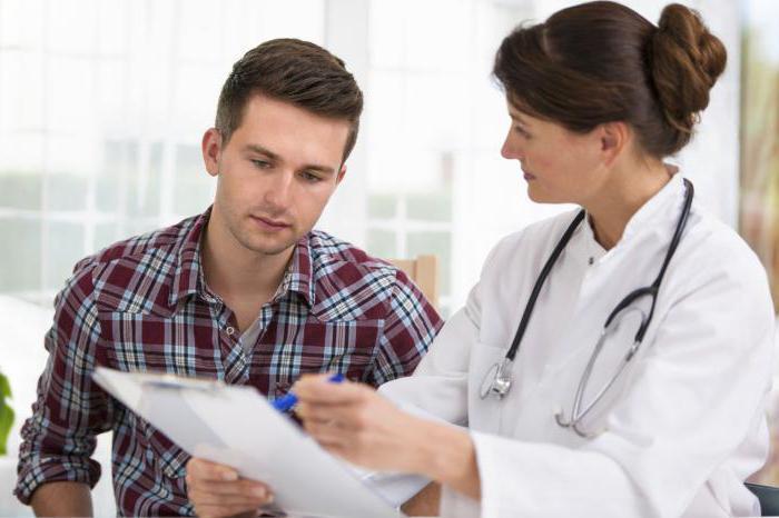 Подбор врачом индивидуального рациона при гэрб