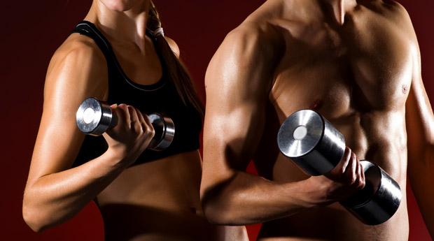 Гантели для женщин меньшего веса