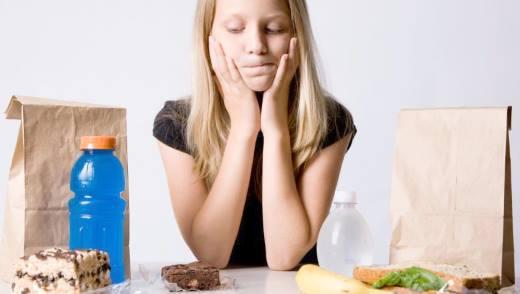 Как похудеть девочке 11 лет быстро