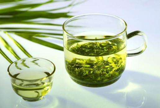 Зеленый чай при экземе
