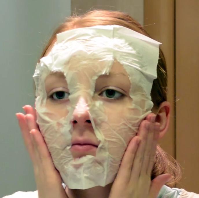 маска-пленка