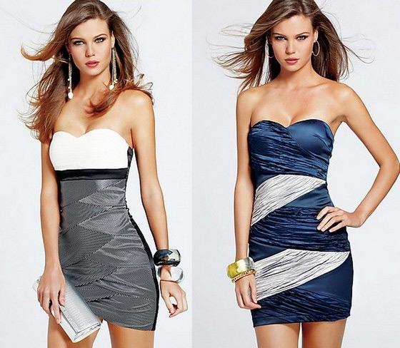 короткие коктейльные платья 2