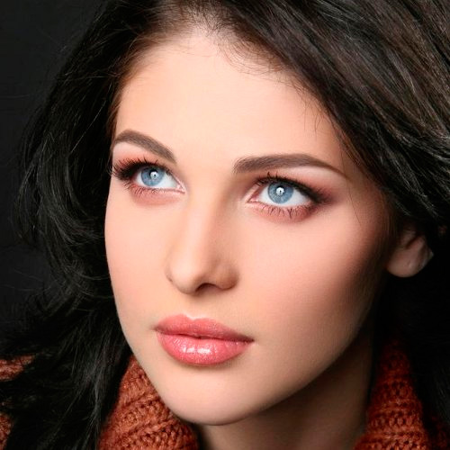 макияж для брюнеток 6