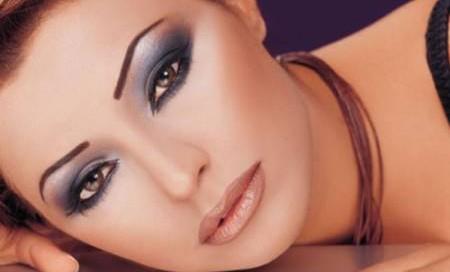 макияж в стиле смоки айс