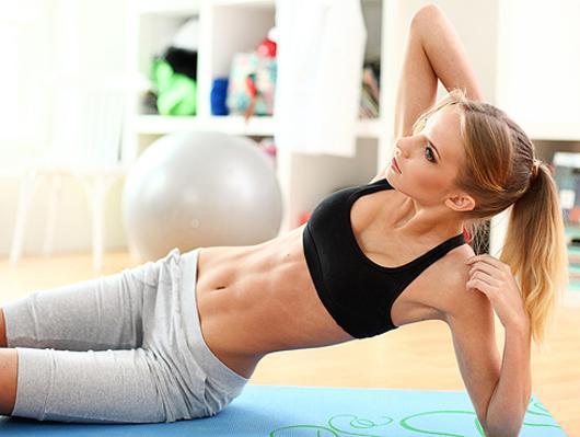 занятия спортом для похудения после кесарева сечения