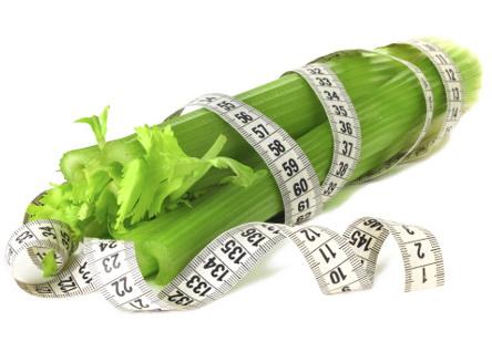 сельдерей для похудения