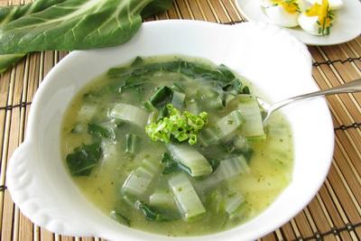 рецепт правильного супа из сельдерея