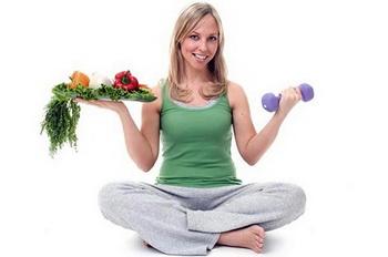 диета после тренировки
