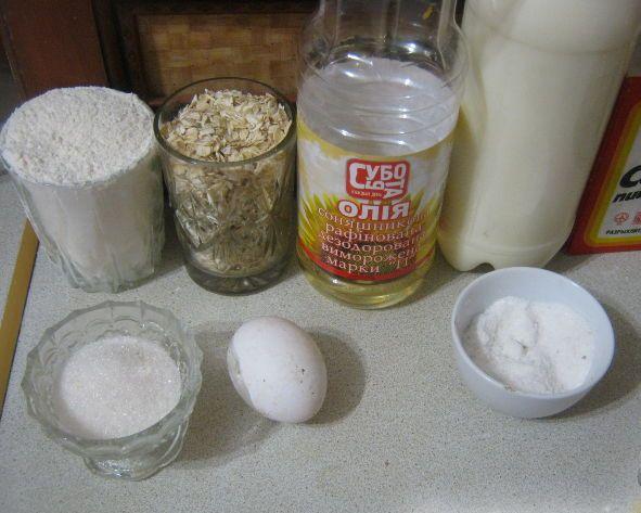Приготовление диетических блинов