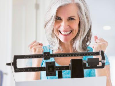 Похудение после 45 лет