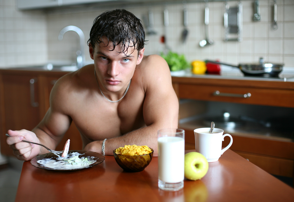 Завтрак на сушке