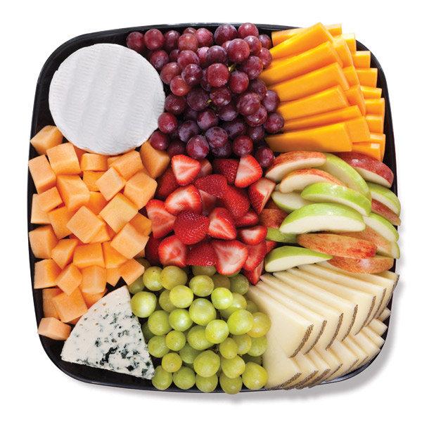 Сыр и фрукты закрепление диеты Дюкана