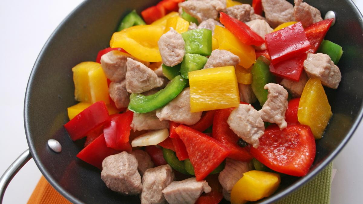овощи и мясо на втором этапе диеты дюкана