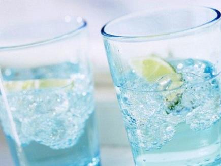Система 10 стаканов воды