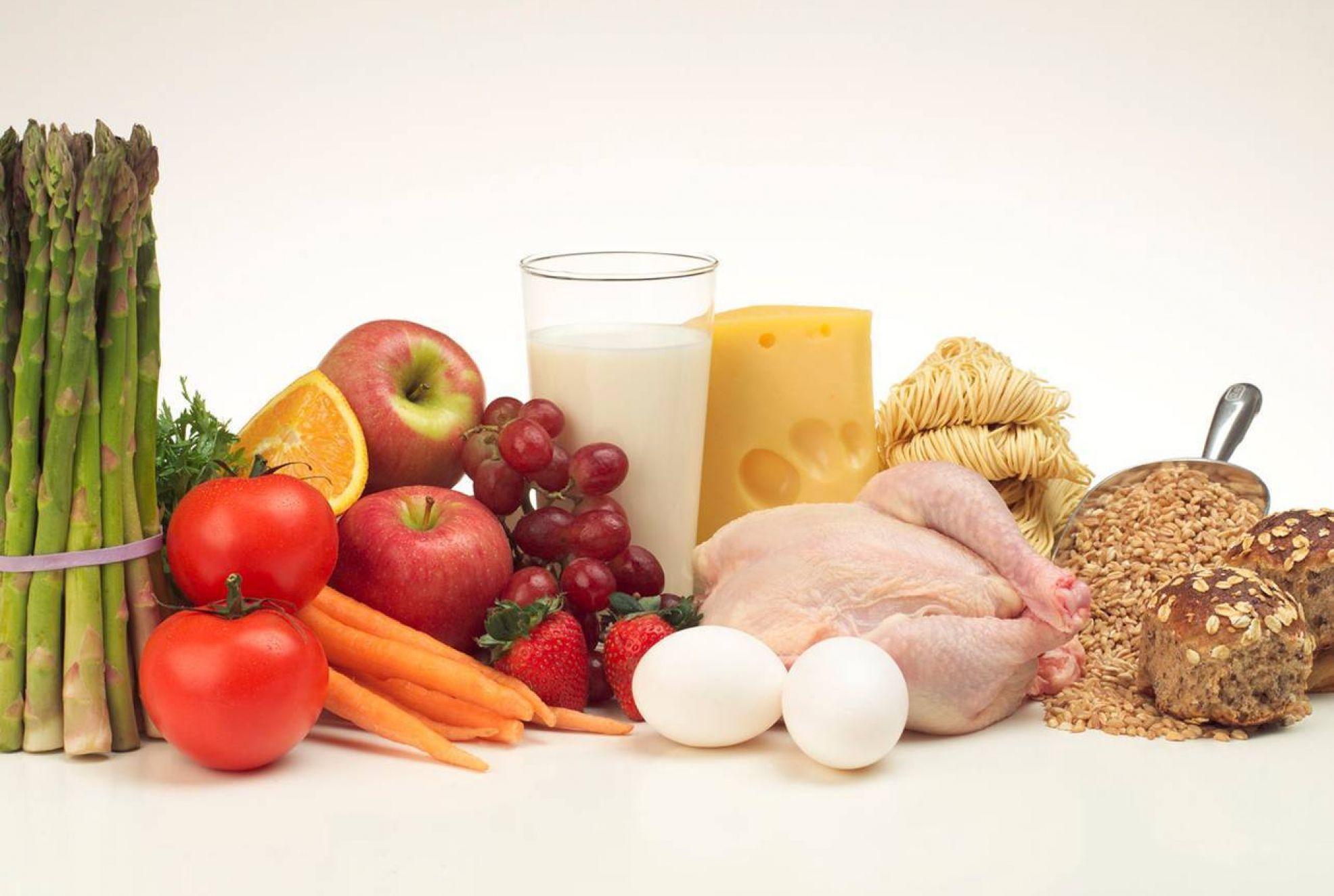 Разрешенные продукты на диете ешь и худей