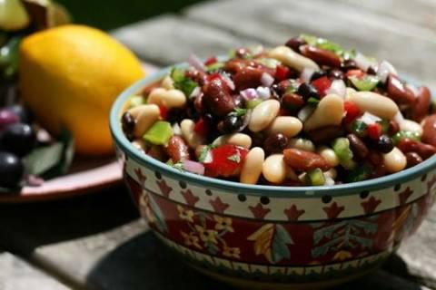 бобовые и овощи при грыже