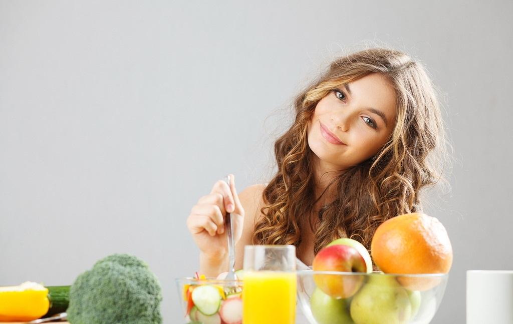 Как похудеть вегетарианцу