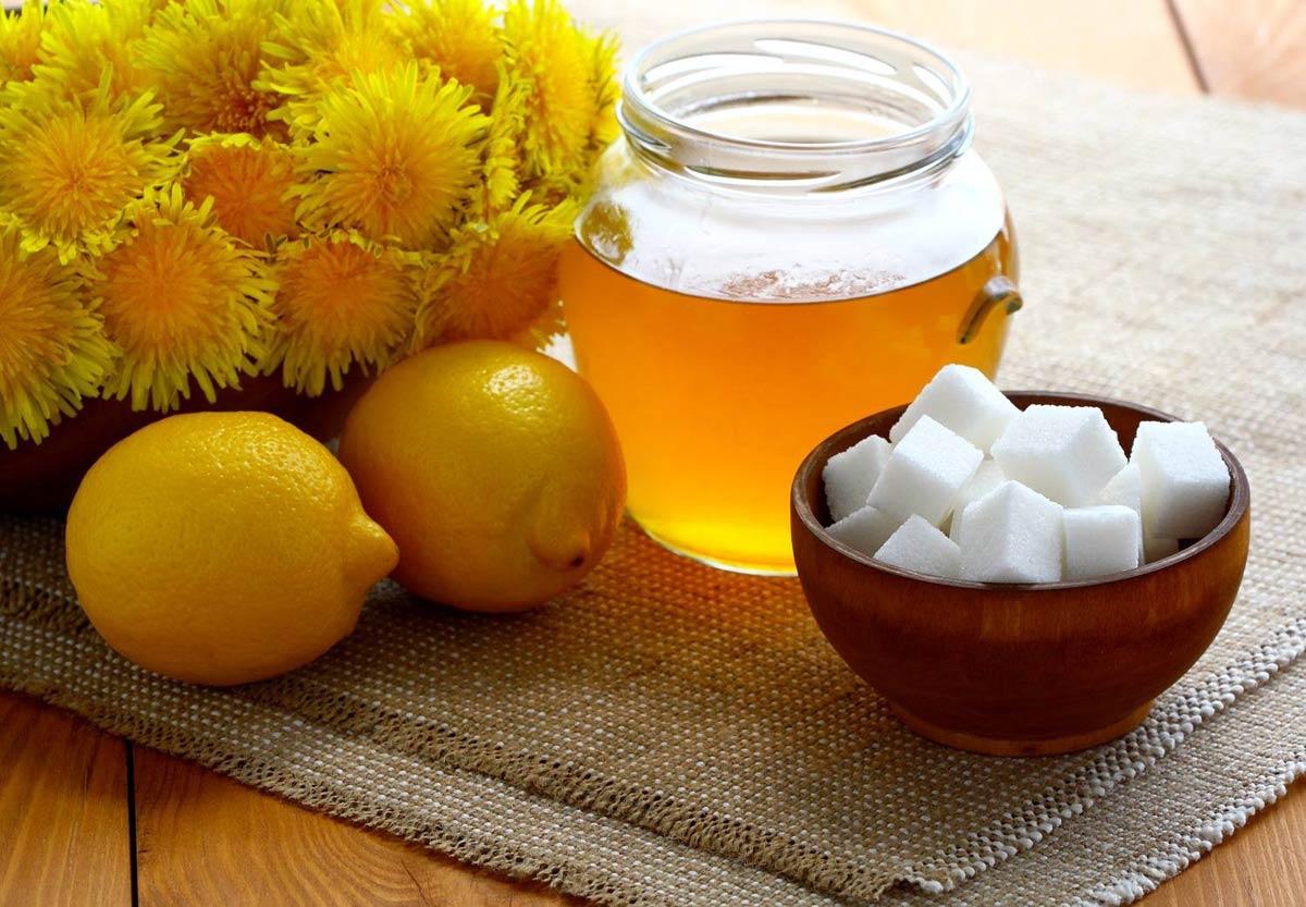 Замена сахара медом