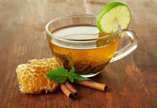 Напиток из корицы и меда для похудения