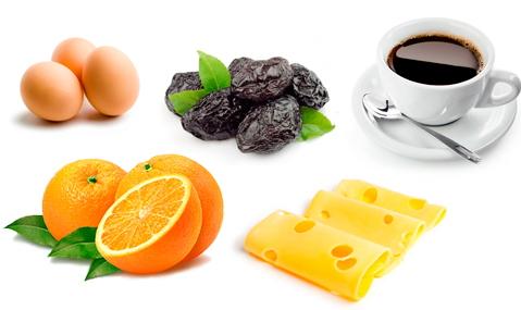 Продукты для мексиканской диеты
