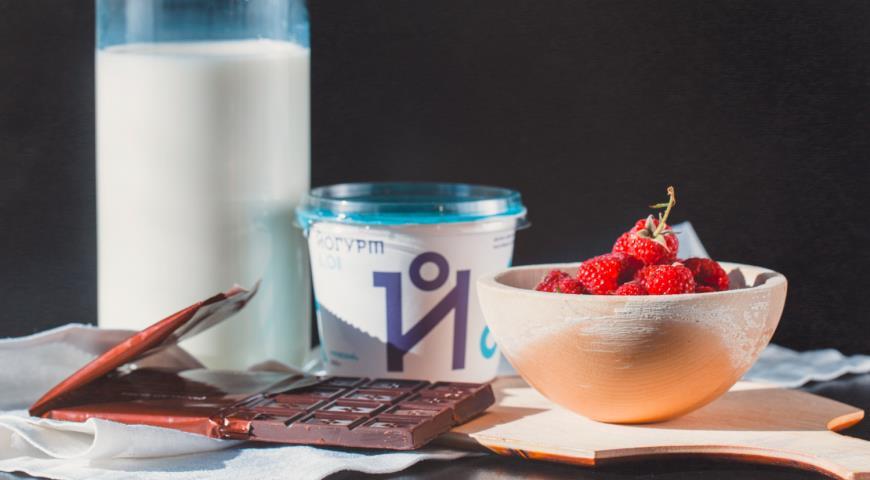 Ингредиенты домашнего мороженого