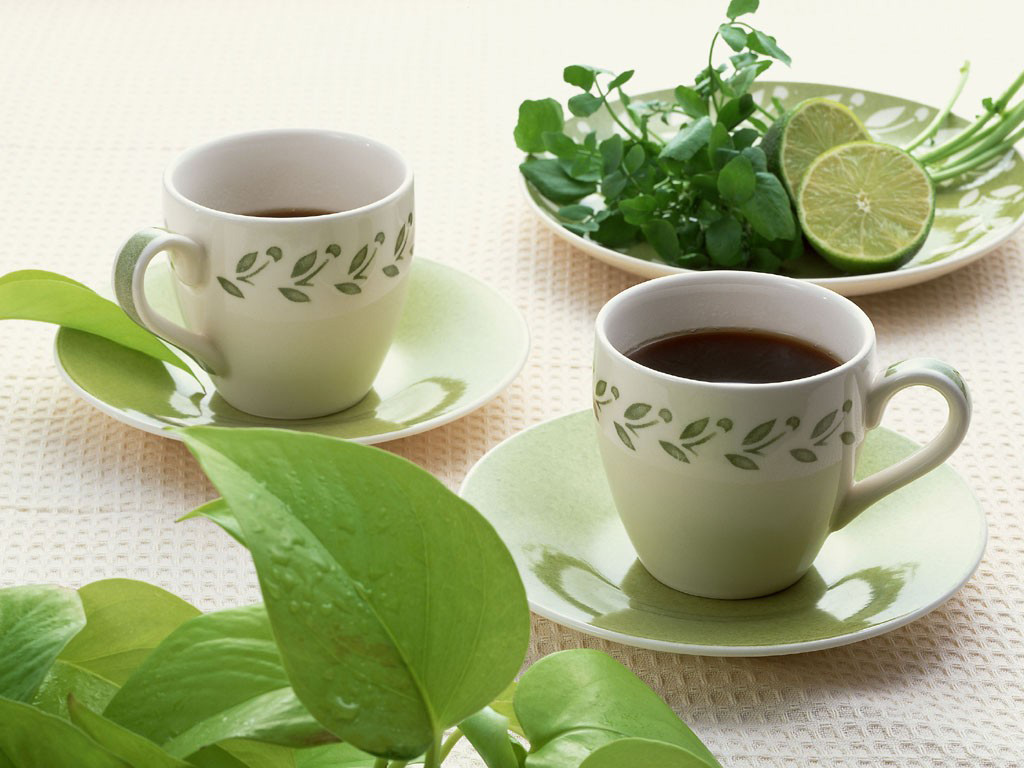 Чай вместо еды