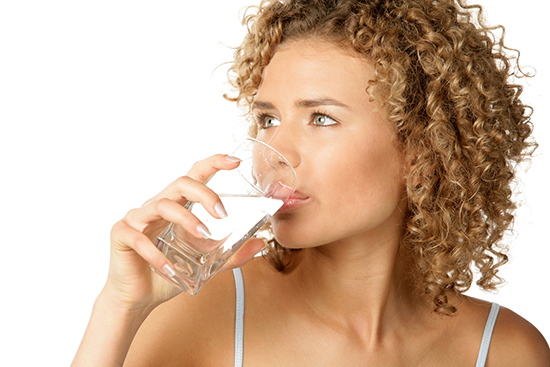 Употребление жидкости при цистите