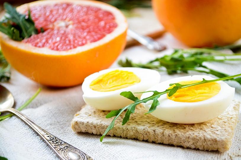 Яйца, сваренные вкрутую