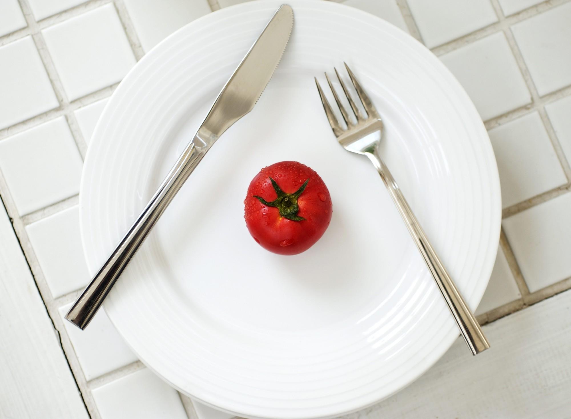 Жесткая постная диета