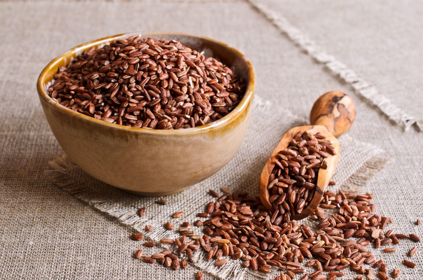 Коричневый рис при миоме матки