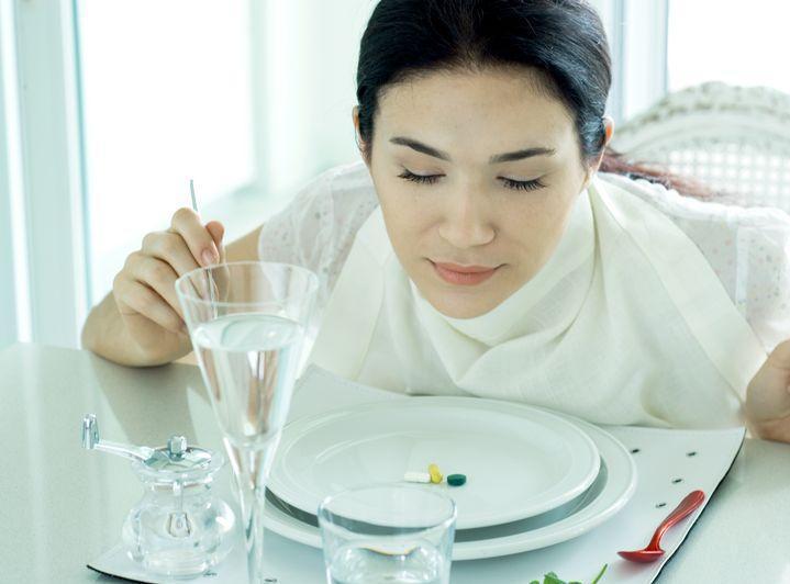 Голодание при остром панкреатите
