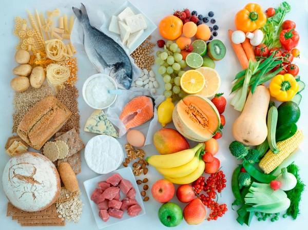 4 этапа раздельного питания