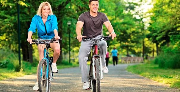 Велосипедные прогулки при ГЭРБ