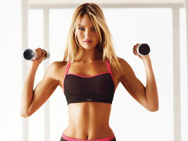 Физические упражнения при диете