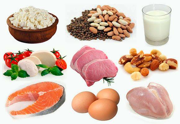 Достаточное количество белка для беременных