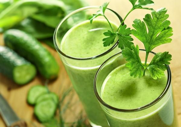 Огуречная диета для очистки организма