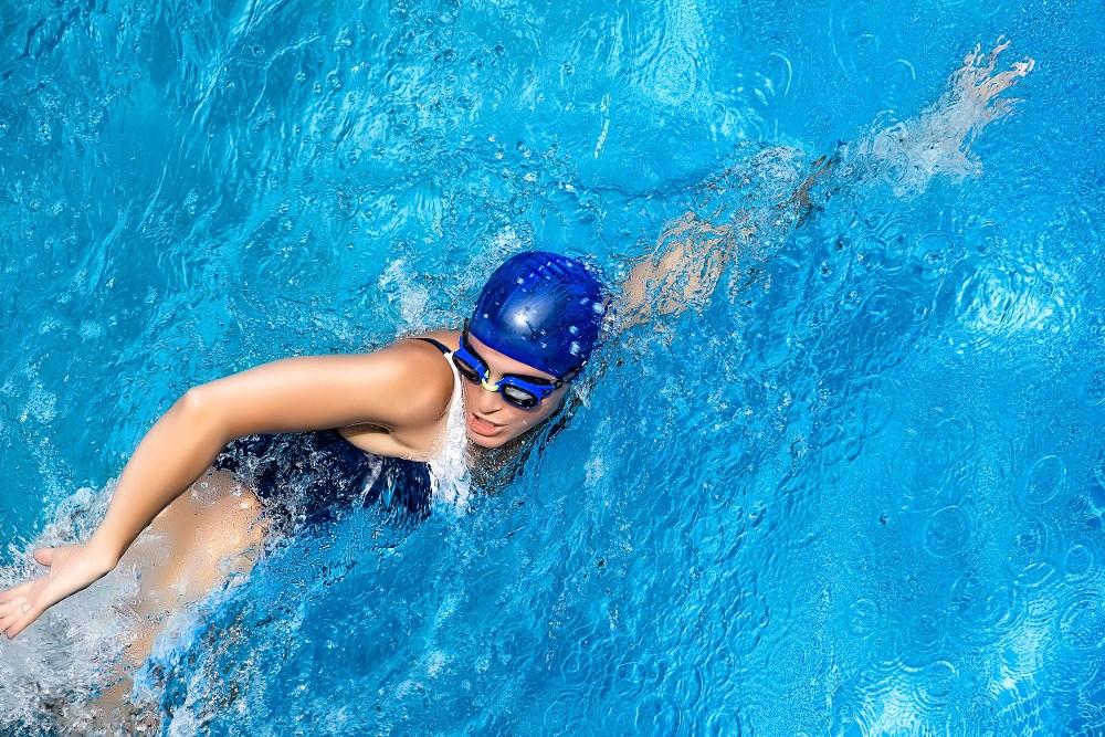 Плаванье для похудения