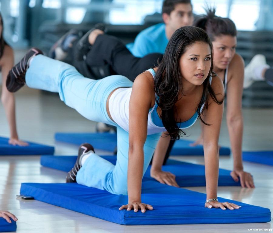 Комплексные занятия для похудения