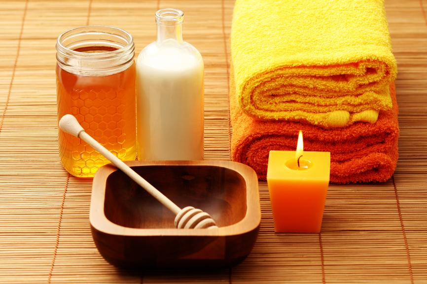 Приготовление меда для массажа в домашних условиях